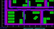 Bellevue map
