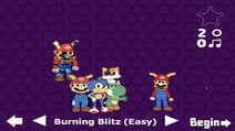 Burning Blitz