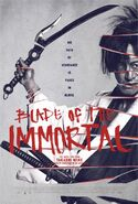 Blade of the Immortal Poster 10