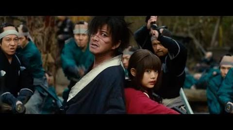 映画『無限の住人』予告(MIYAVI主題歌ミュージック・ビデオ・コラボver