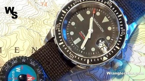 Finding North Using A Wristwatch-1