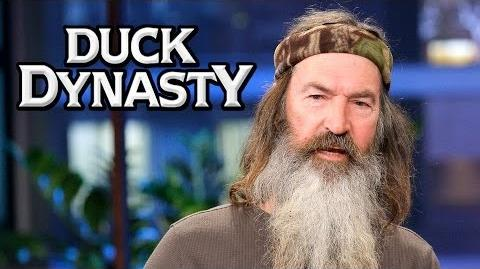 Duck Dynasty's Phil Robertson Reacts To Suspension
