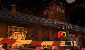 Old Clockworks Luigi's Mansion Dark Moon