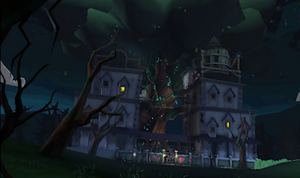 Haunted Towers Luigi's Mansion Dark Moon