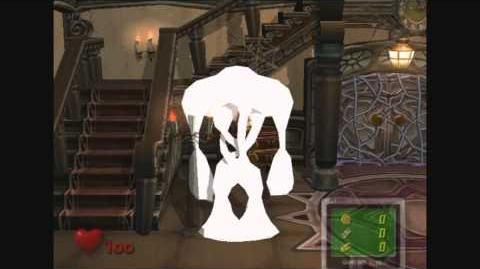 Luigi's Mansion Unused Boss elh