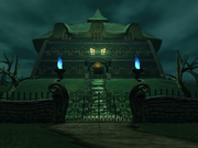 Luigi's Mansion location