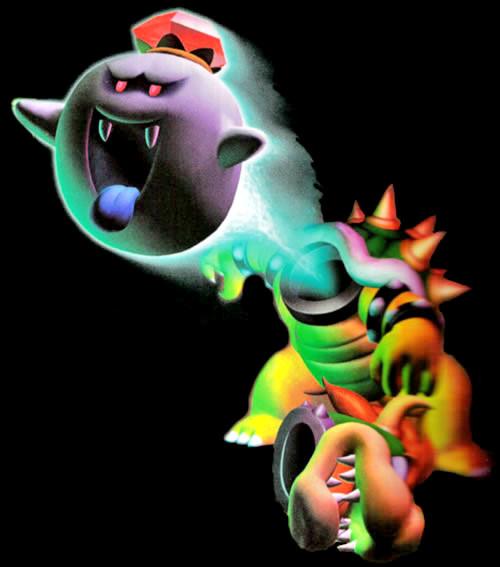 King Boo Luigi S Mansion Fandom