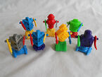 Manta Force - Karnoid Robots 001