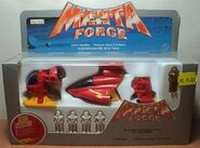 Manta Force - Red Haws (Habourdin International) 001