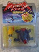 Manta Force - Hammer Head (Fassi)