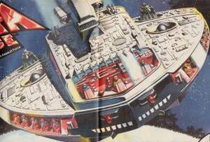 Manta Force - Poster (Free Gift)