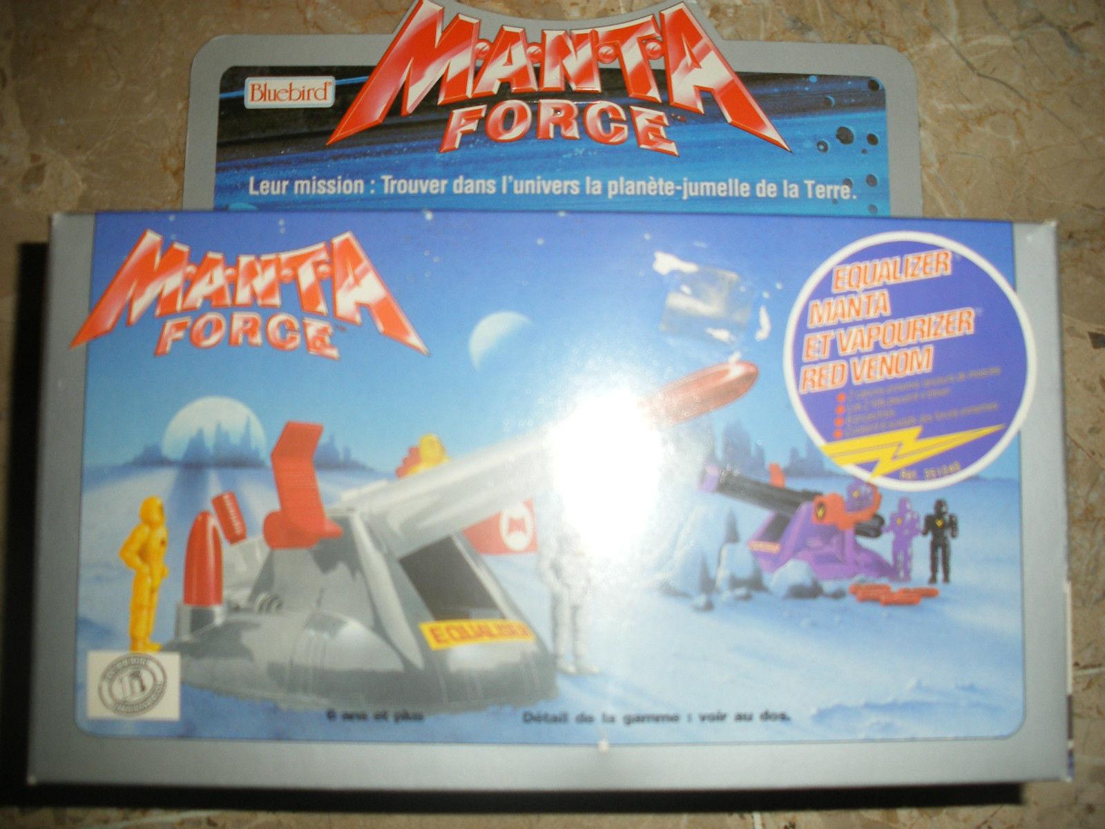 Manta Force Equaliser Vaporizer Habourdin International