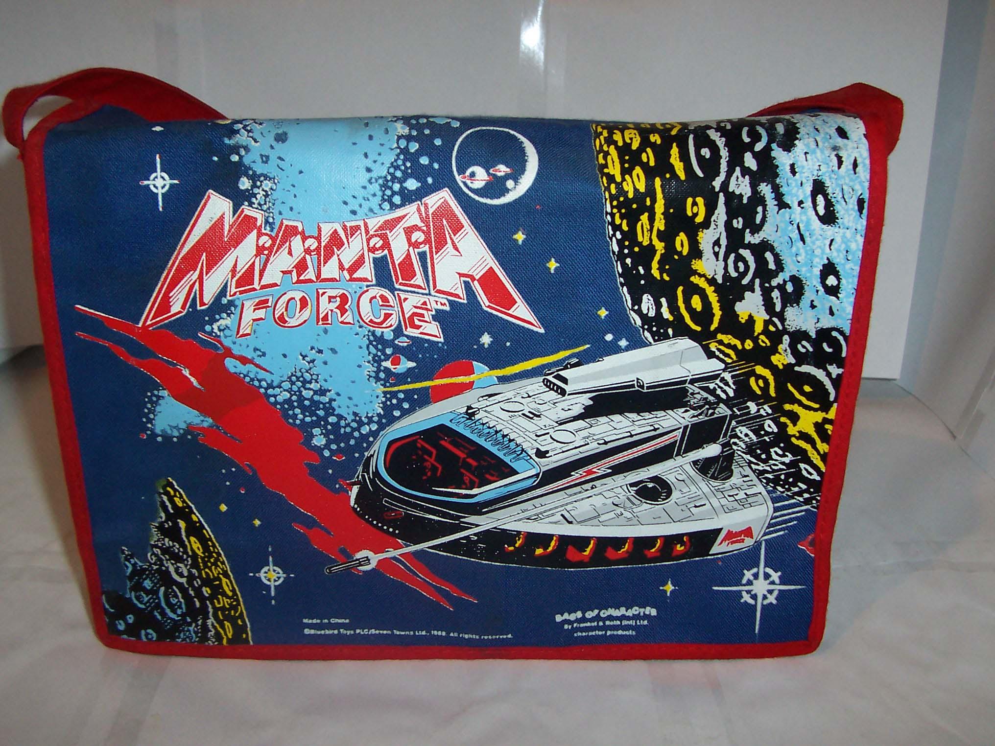 Manta Force - Small Bag 001