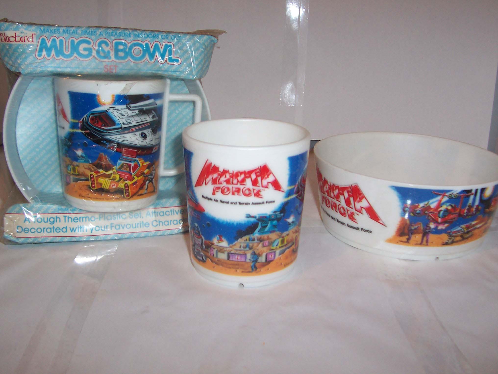 Manta Force - Cup and Bowl 001