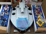 Manta Force Battle Ship - Boxed 001