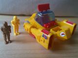 Yellow Rocket Rammer
