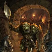 Logo Mantic Orcs