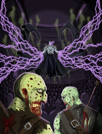 Ironwatch artwork mhorgoth the faceless by thanebobo-d85c9h0