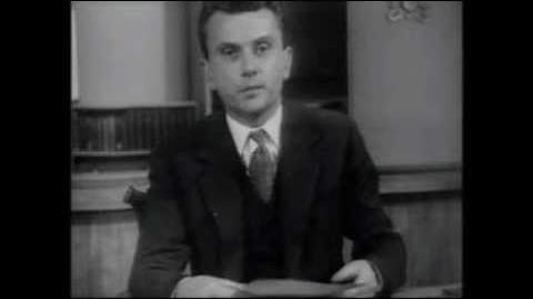 BBC News 1958 Munich air disaster