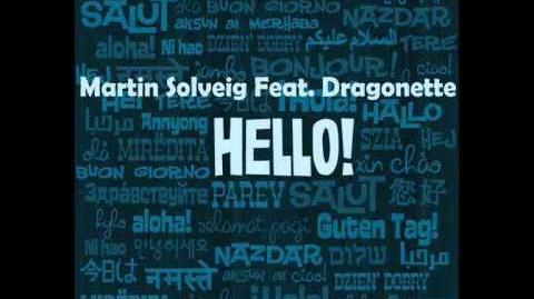 Martin Solveig Feat