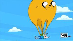 Jake the parachute