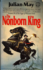 NonbornKing classic paperback cover