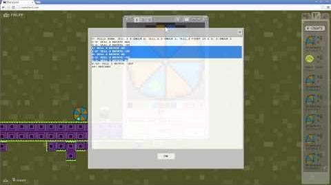 Creating a Spinning Wheel in Manyland