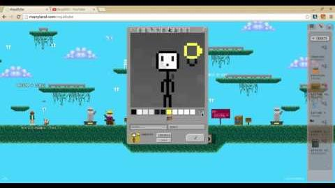 Manyland Tutorial- How to create a body and motions!