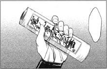 Scroll manga