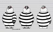 Badgerclops-jail