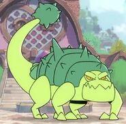 Ankylosaur Monster