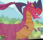 Tyrannosaur Monster