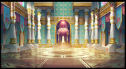 MM102 BG A066 Int Pure Heart Palace Kings Room Wide v07 DP