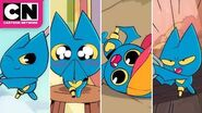 Adorable Adorabat Mao Mao Cartoon Network