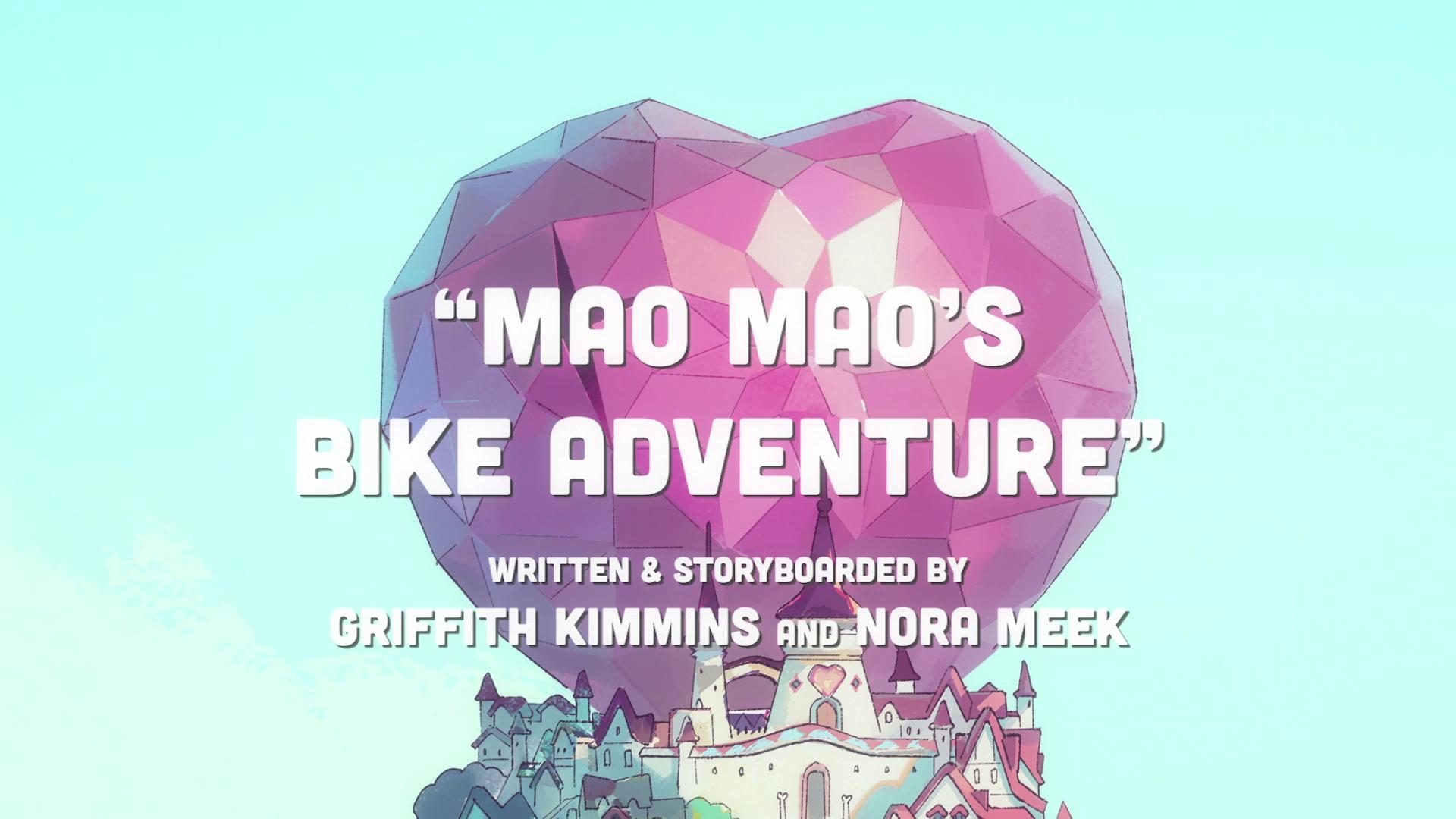 Mao Mao's Bike Adventure   Mao Mao: Heroes of Pure Heart