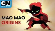 Mao Mao Origin Stories Cartoon Network