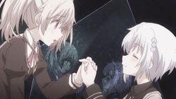 TVアニメ「魔王学院の不適合者」Web予告|3話「サーシャの真意」