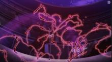 Leorig Using Origin Magic