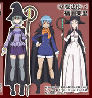 Magician sisters anime