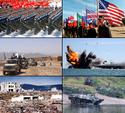Montaje de la Tercera Guerra Mundial (Dawn of a New World)