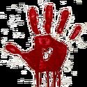 Bloodmarkonthewall