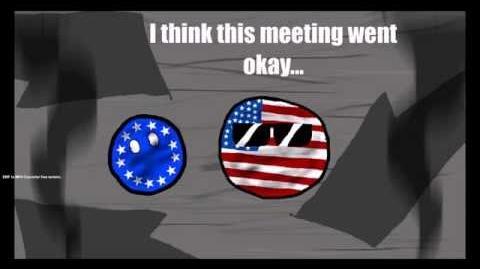 The Countryballs UN Meeting (Animation)
