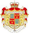Escudo Estatal del Riocht mor Daraen - Luchando II