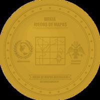 Medalla de Mapgame Destacado