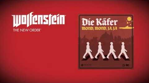 Wolfenstein The New Order (Soundtrack) - Die Käfer - Mond, Mond, Ja, Ja