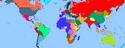 Mapa el mundo en guerra (1934)