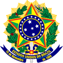 Coat of arms of Brazil (before 1889)