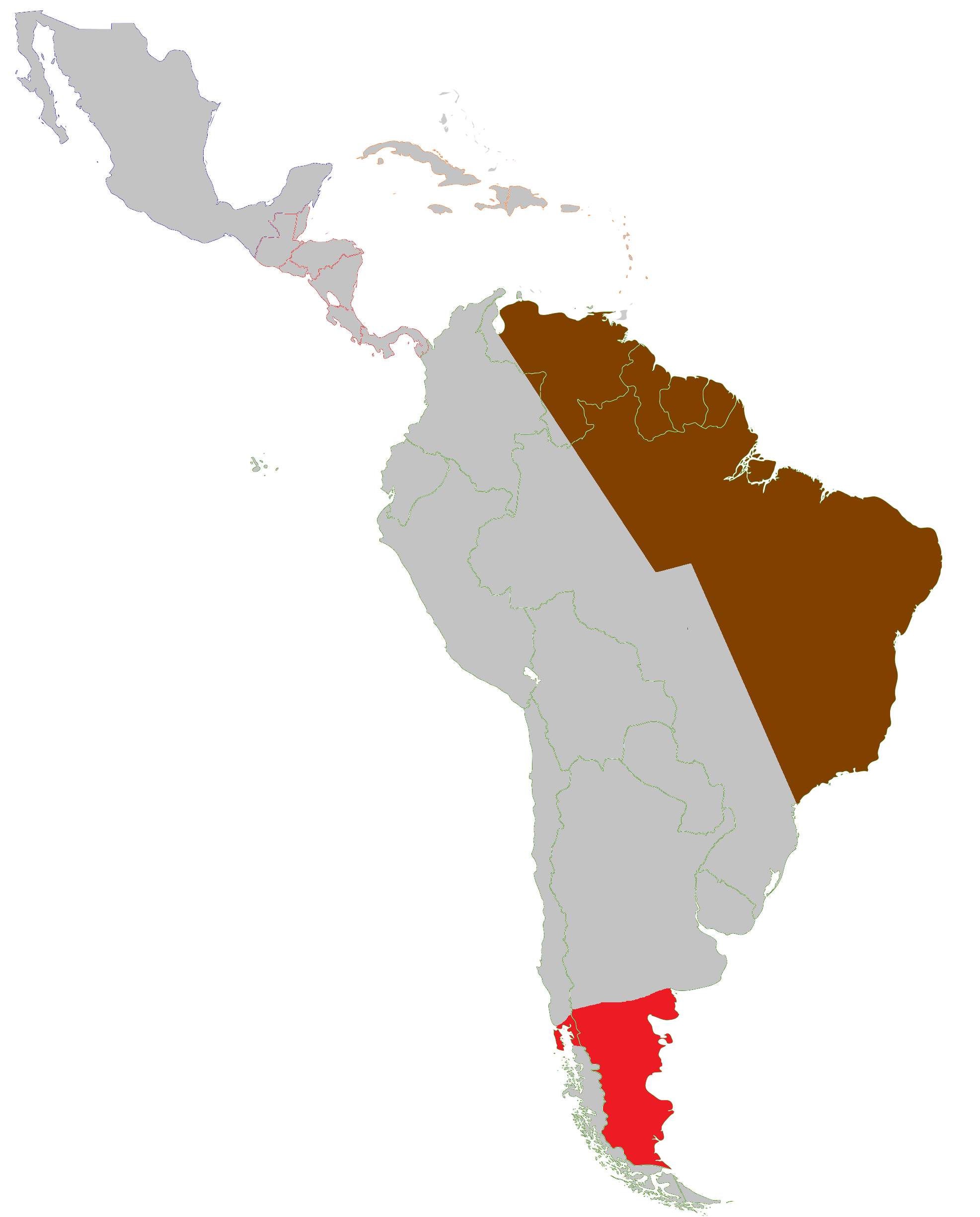 Image - Latin America-Turn 2.png | Map Game Wiki | FANDOM powered by ...