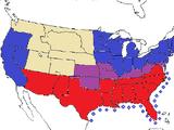 Civil War (Map Game)
