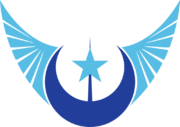 New lunar republic emblem by metrukuta-d4tp7m8